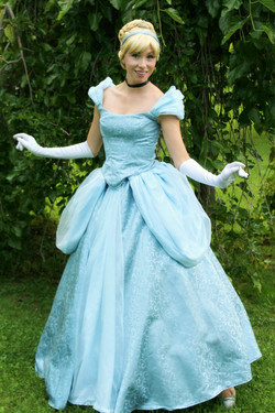 Cinderella New once upon a princess part