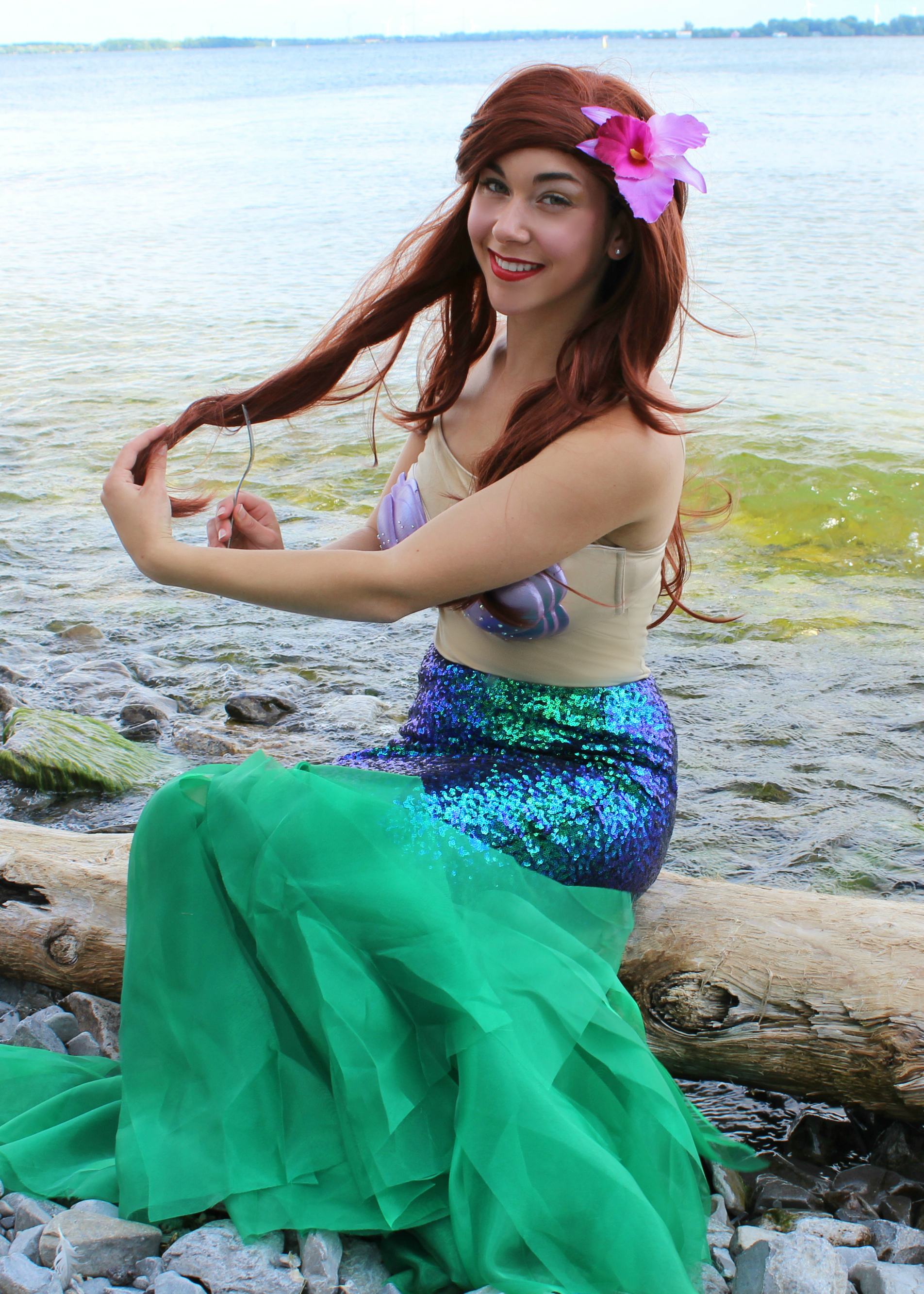 Little Mermaid Once Upon A Princess Part
