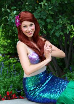 little mermaid lyndsay once upon a princ