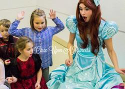 ariel princess party kingston