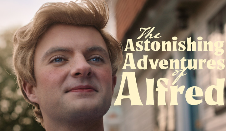 The Astonishing Adventures of Alfred