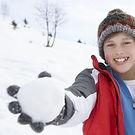 Наш снежколеп поможет быстро соорудить самое меткое оружие