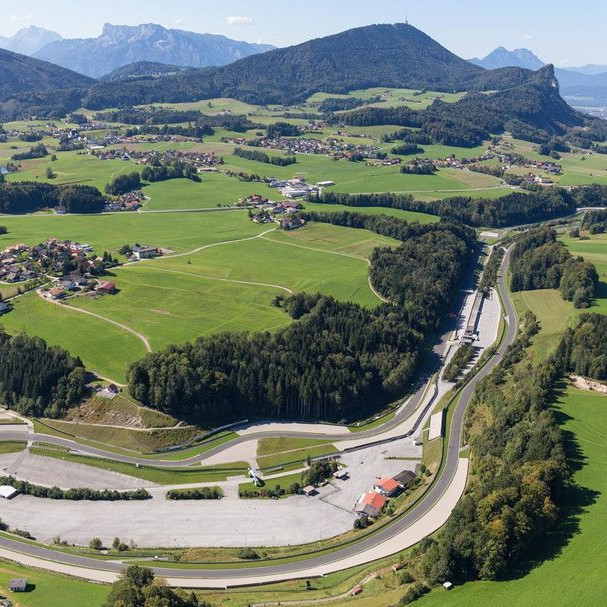 Salzburgring 30 | TTF-Trackday | Gruppe reine Hyndai i30N Performance