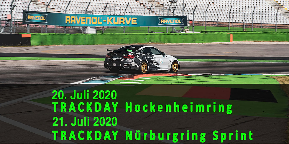 Kombi Hockenheimring und Nürburgring