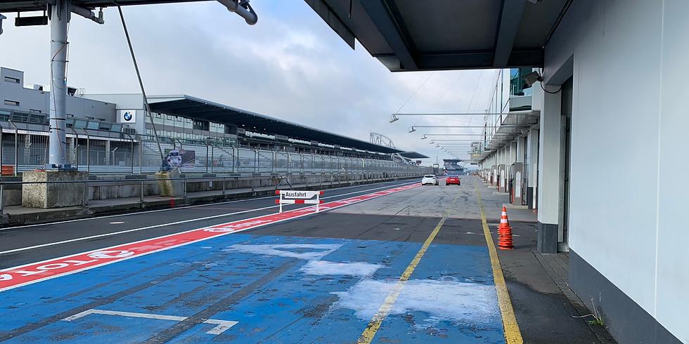 Nürburgring GP-Strecke Open Pitlane