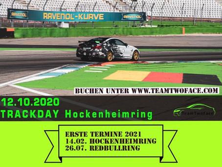Trackday Hockenheimring 12.10.