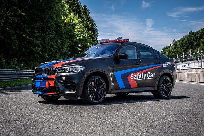 BMW-X6-M-Safety-Car