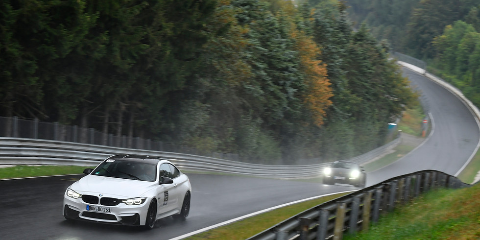 Nordschleife Step by Step