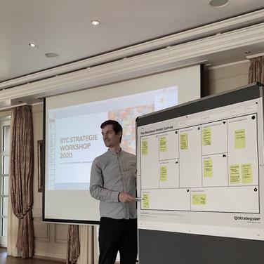 Strategie Workshop