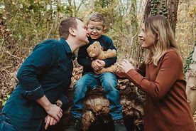 Familyshooting in Viennas Nature