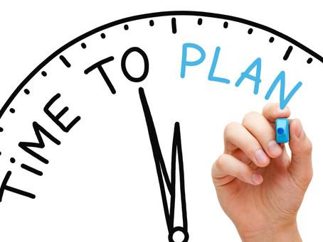 De jaarplanning 2022 staat weer voor de deur? Hoe maak je die met voorpret en zonder stress?