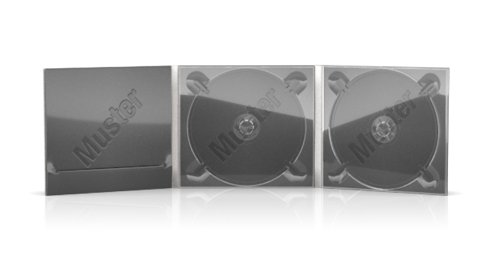 Digipack 6-seitig Booklet links