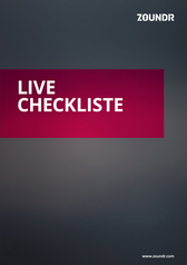 Live Checkliste