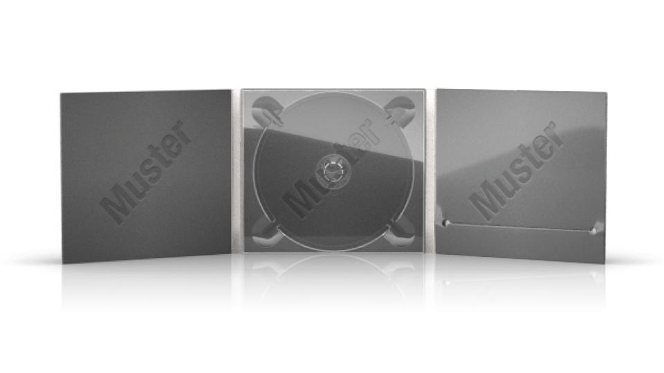 Digipack 6-seitig Booklet rechts
