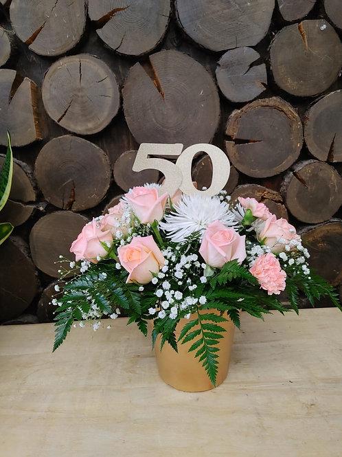 Golden 50