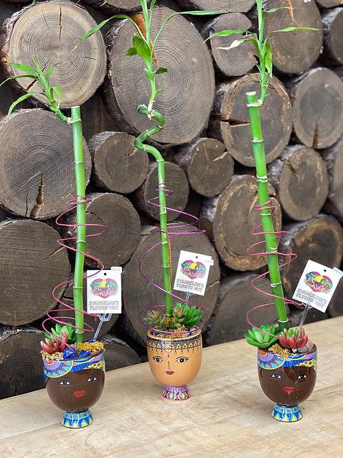 Bamboo Ladies