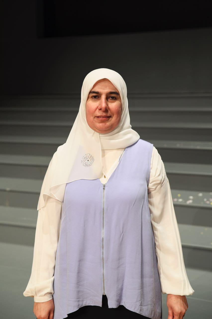 الاستاذة الدكتورة فاطمة الكندري