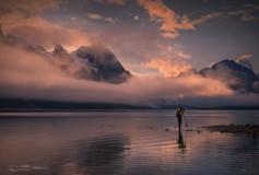 格陵兰的梦幻清晨.jpg