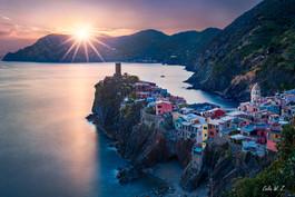 Vernazza Sunset