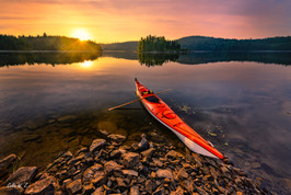 Series of Kayaking To explore the World Nature Beauty 2