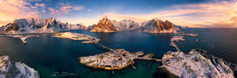 上帝的视角- 挪威罗弗敦梦幻仙境全景.jpg