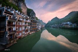 Ancient Town of Zhenyuen(镇远古镇) 1