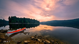 Series of Kayaking To explore the World Nature Beauty 4