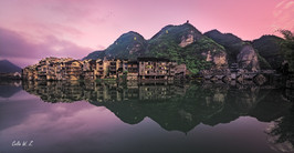 Ancient Town of Zhenyuen(镇远古镇) 3