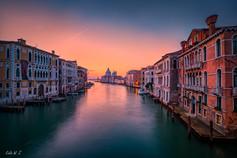 威尼斯的清晨
