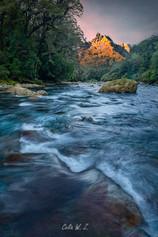 Cleddau River under Sunset V2