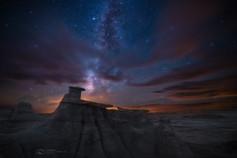新墨西哥州的 Bisti / De-Na-Zin 荒野.jpg