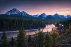 Canadian Rocky Autumn Series 7