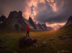 格陵兰多云的日落.jpg