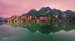 Ancient Town of Zhenyuen(镇远古镇) 2