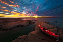 Series of Kayaking To explore the World Nature Beauty 5