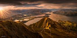 Roy Peak Panorama