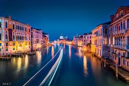Venice in Light Stream