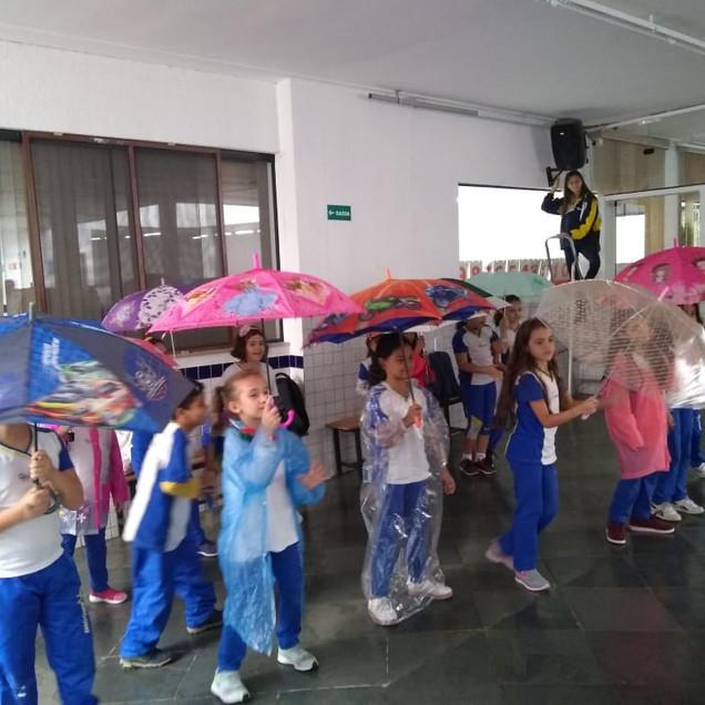 Dia Mundial da Água Colégio Marconi