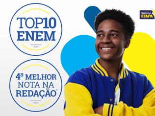 COLÉGIO MARCONI É TOP 10 NO ENEM