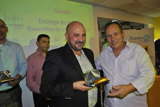 Prêmio Guarulhos de Literatura 2017