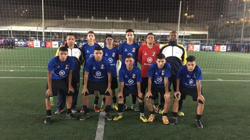 Time de Futsal - Colégio Marconi Guarulhos