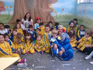 Festa na Semana da Criança