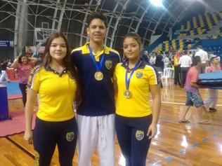 Vitórias da equipe Karatê Guarulhos/Colégio Marconi