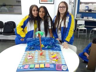 """""""Calculadora Quebrada"""" - atividade prática na aula de matemática"""