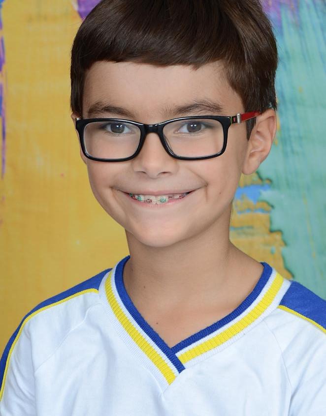 OURO - Guilherme Saturnino - 4º ano