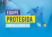 VACINAÇÃO DOS PROFESSORES E DOS COLABORADORES DO COLÉGIO MARCONI E DO CANTINHO DA ALEGRIA