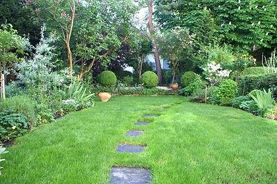 Garden Design Basel Switzerland