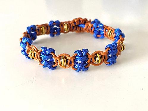 Florence bracelet in Blue