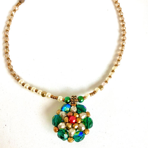 Persian necklace