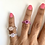 Thumbnail: Elsa ring - Rose